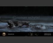 Thylacosmilus (alternative version)