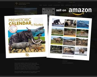 Prehistoric Calendar 2020