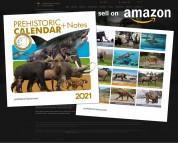 Prehistoric Calendar 2021