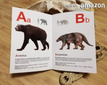 Prehistoric ABC for your kids and you